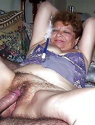 Granny mixed hardcore and soft