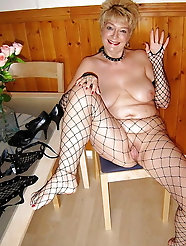 Seductive older whores love to take part in porn