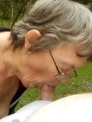 Granny Blows Best