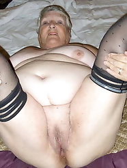 Granny whores pussies for your pleasure
