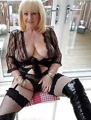 Libidinous experienced MILFs want to fuck the male