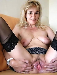 Dissolute older cougars are giving him what he wants