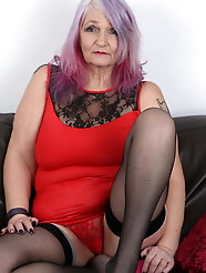 Naughty older mamas seem fuckable