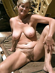 Fuckable Mature and Granny Sluts