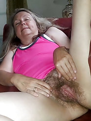 Impressive mature dames are fingering their dripping pussy